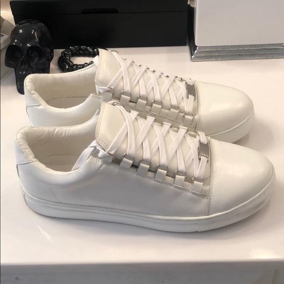 Balenciaga Shoes   Balenciaga White